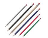 Bleistift mit Radiergummi Hickory